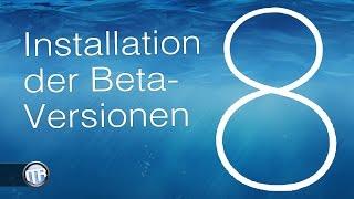 How To: Install iOS8 Beta 1 + Download-Links - So geht's! [Deutsch/German]