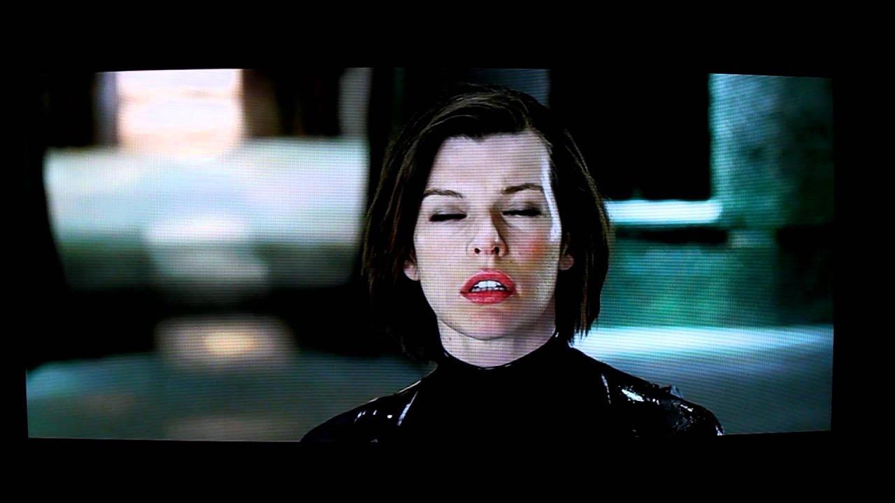 Becky And Alice Resident Evil Retribution Youtube