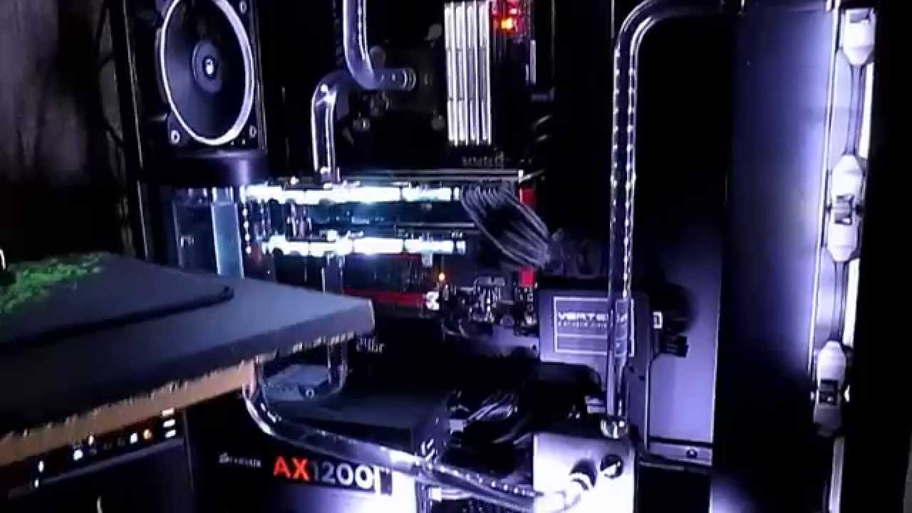 Water Cooled Pc Build