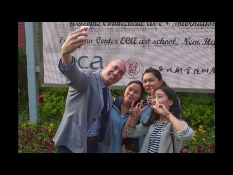 ECA China Trip 2016