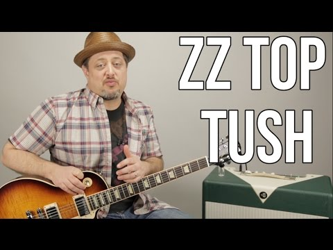How To Play ZZ Top