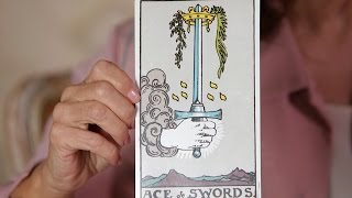 Suit of Swords | Tarot Cards