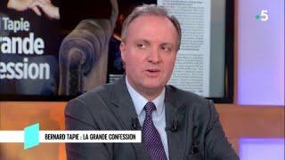 Bernard Tapie : la grande confession - C l'hebdo - 10/03/2018