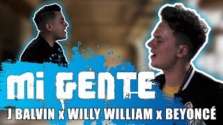 Скачать J Balvin Willy William Mi Gente Featuring Beyoncé English Version