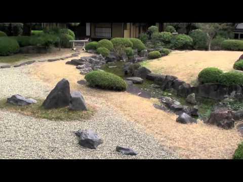 Japanese rock garden osaka fudaraku garden with - How to make a japanese rock garden ...