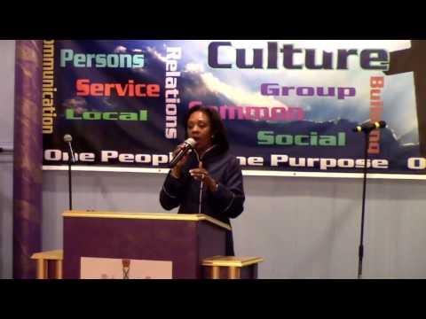 Pastor Lorna Taylor | Unity Service | SKCC | May 13th, 2016