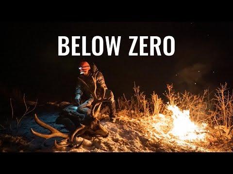 BELOW ZERO - Colorado 3rd Season Mule Deer Hunt