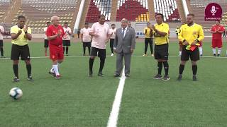 Tema: Play de honor en el Estadio San Marcos