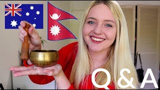Answering your Nepal Questions | AmyFalzo