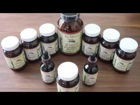 Dr. Morse's Herbal Health Club Haul July 2016