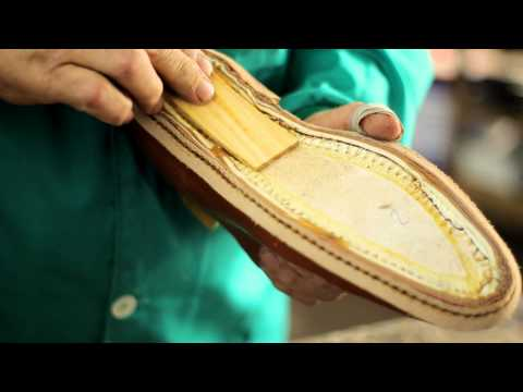 Original Goodyear Welt Shoe Construction by Masaltos.com