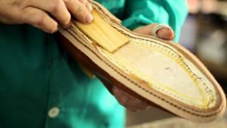 Original Goodyear Welt Shoe Construction by Masaltos.com