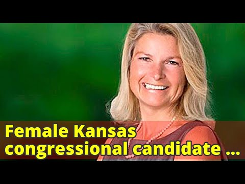 Female Kansas congressional candidate drops out over sexual harassment claim by male subordinate