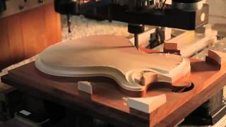 Đàn guitar hoàn thành trong 1 phút