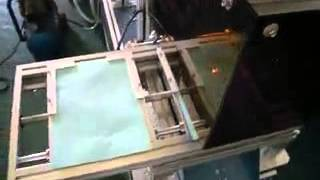 Shift Table For Greeting Card Making Machine