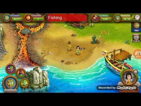 Virtual Villagers Origine 2... How To Fishing