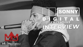 Sonny Digital I Wrote And Produced 50 Cent Single I M The Man Part 2