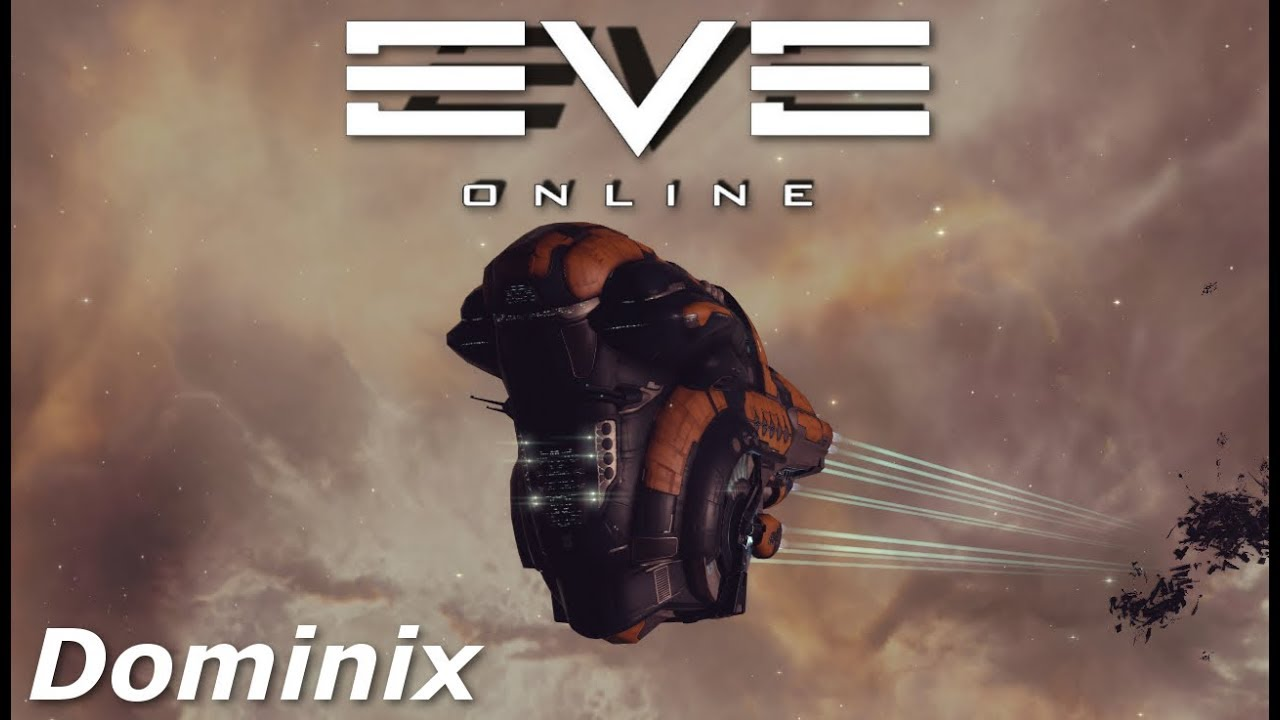 EVE Online - the Dominix option
