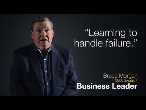 Business Leadership: Learning to handle failure