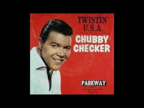 CHUBBY CHECKER LETS DO THE TWIST by Salvador Arguell