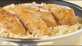Chicken And Rice (Quick Version - Recipe Only) The Hillbilly Kitchen