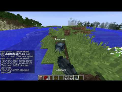 Minecraft Natural Disaster One Command
