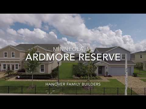 Palmer Model w/ Inlaw Suite| New homes for sale Minneola | Hanover Family Builders