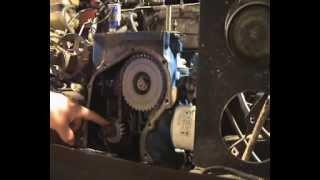 Reparación motor 4 tiempos - 1600cc. - 2/8 partes LADA NIVA