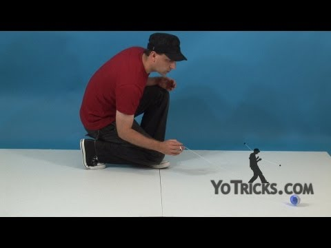The Creeper Beginner Yoyo Trick