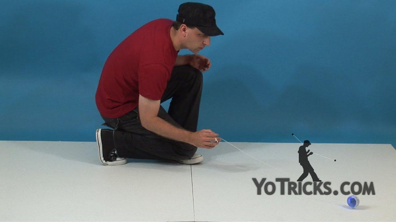 The Creeper Beginner Yoyo Trick - YouTube