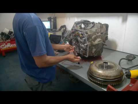 Reparação Câmbio Automatico JF506E ou 09A  Freelander 1