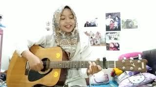 Lagu Daerah Jambi - Negeri Jambi Ikke Nurjanah (Cover Gitar)