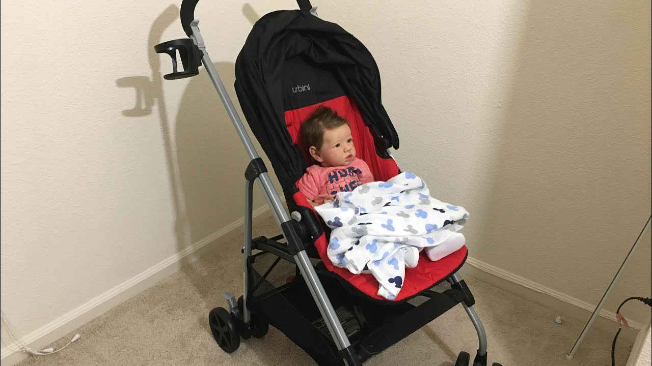 How To Use Urbini Reversi Stroller