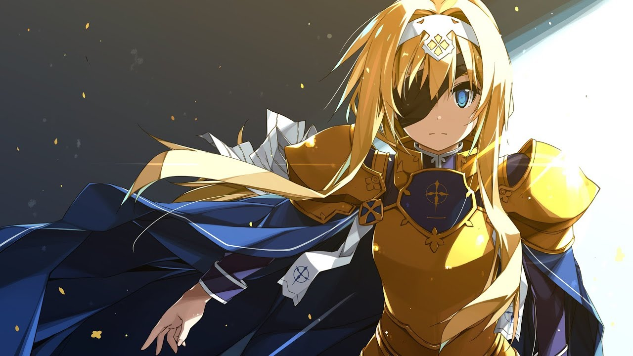 Sword Art Online: Alicization - War Of Underworld (S2) Opening Full 「RESOLUTION」by Haruka Tomatsu