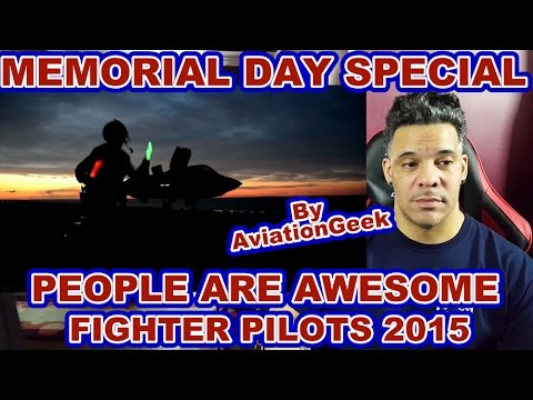 People Are Awesome Fighter Jets 2015 REACTION!!!