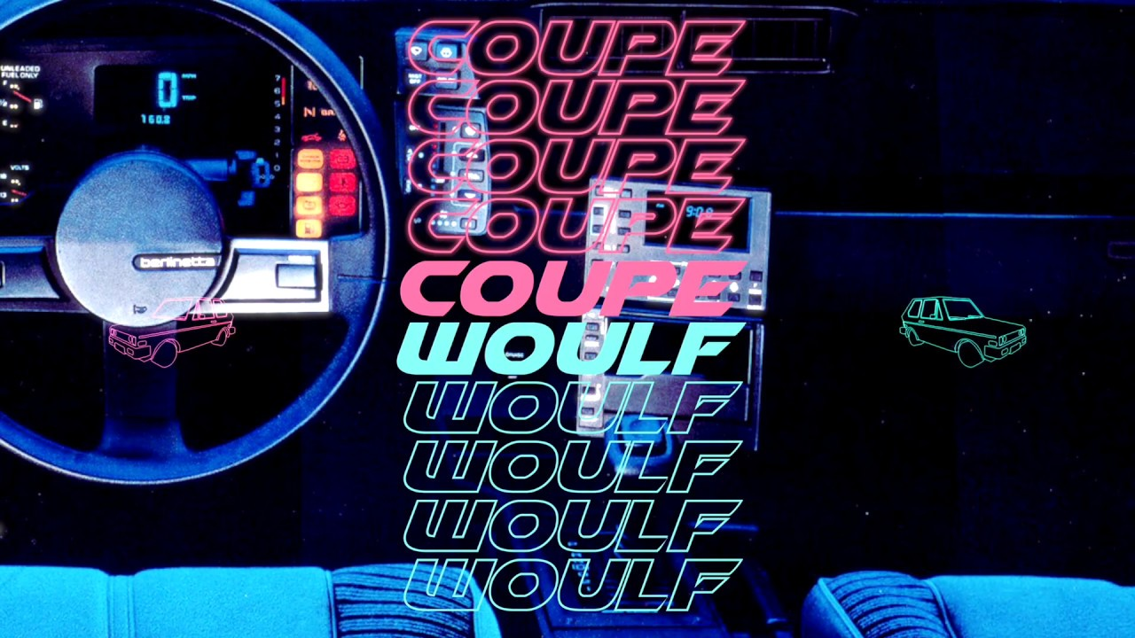 "WOULF Releases New Music Video for Highly Anticipated Single  ""Coupe"""