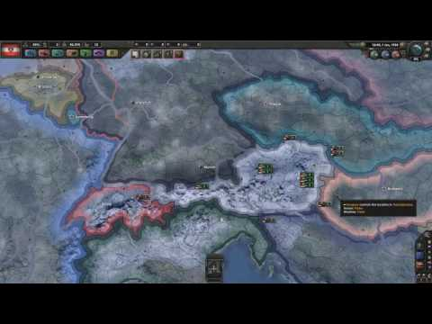Recreating the Austro Hungarian Empire - 1- Hearts of Iron 4 Austria