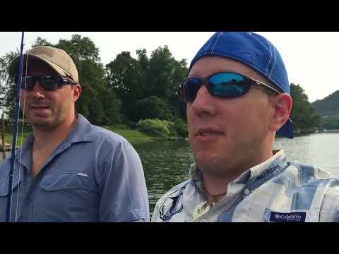 Fishing Pittsburgh
