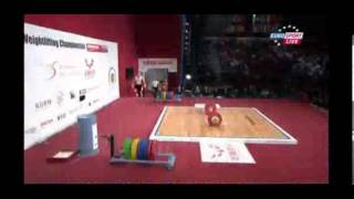 2013 World Weightlifting Championships Mens 105+kg Snatch