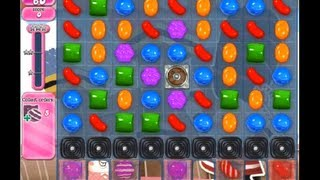 Candy Crush Saga Level 392 - NO BOOSTER - 213 500 score