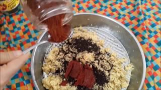 Çiğ kısır çiğ köfte tadında (yalancı çiğ köfte)