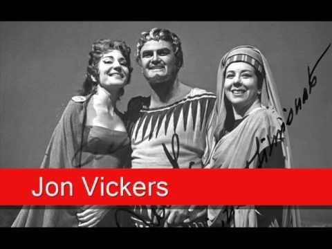 Jon Vickers: Cherubini - Medea, 'Or che piu non vedro'