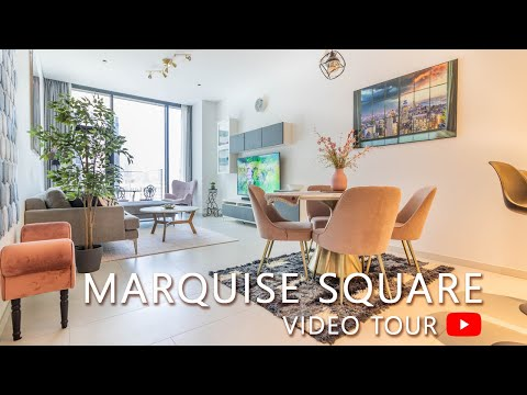 1 Bedroom Apartment in Marquise Square – 360 Virtual Tour | Apartment For Sale in Business Bay Dubai