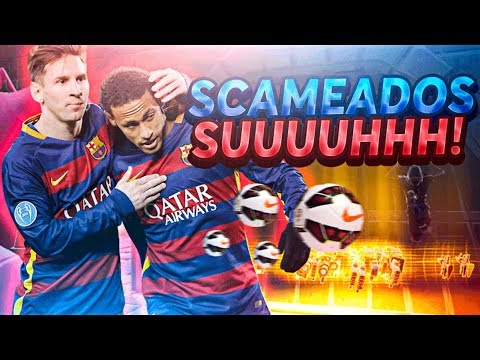 SCAMEANDO SCAMMERS | SCAMEO a NEYMAR y a LEO MESSI POR SCAMMERS - Oaks