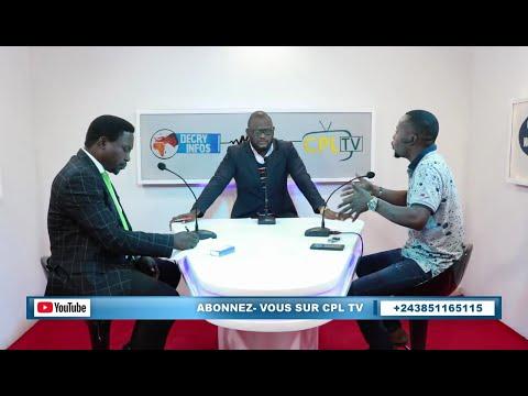 CPL  DÉBAT: MARCHE DE L'UDPS, DÉSIGNATION RONSARD MALONDA ET MARIAGE FCC- CACH
