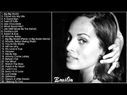 Best songs of Emilia (Full Album HD) || Emilia's Greatest Hits