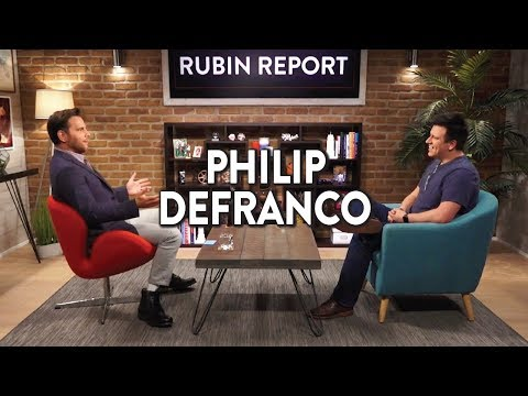 Philip DeFranco and Dave Rubin on YouTube, Political Views, and Free Speech (Full Interview)