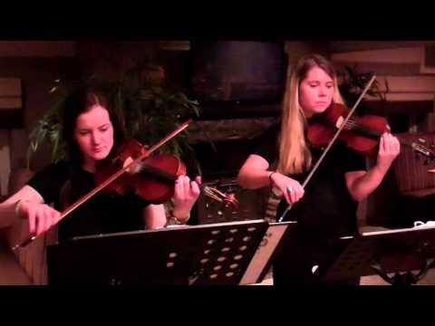 Scottish Fiddle Music Burns Supper Perthshire Scotland