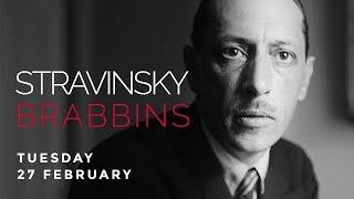 Martyn Brabbins conducts Stravinsky: Tuesday 27 February