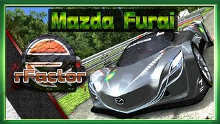 Mazda Furai - Location 24h Le Mans - [rFactor] [HD+](Chassis: Mazda Furai 2008 Best Games - rFactor, GTR2, Race 07, GT Legends, iRacing, Assetto Corsa and Project CARS ▻60FPS 4K◅ ✖Mod: Mazda Furai ..., 2013-02-15T23:14:17.000Z)